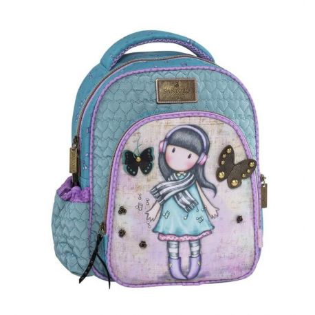 ROUND SMALL BACKPACK LOST IN MUSIC