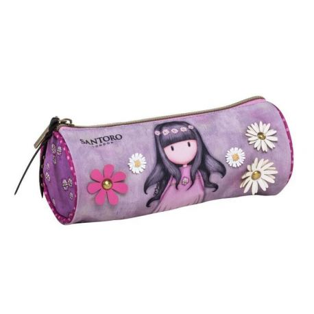 ROUND PENCIL CASE OOPS A DAISY