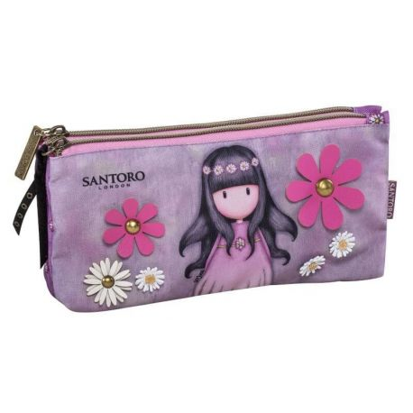 DOUBLE PENCIL CASE OOPS A DAISY