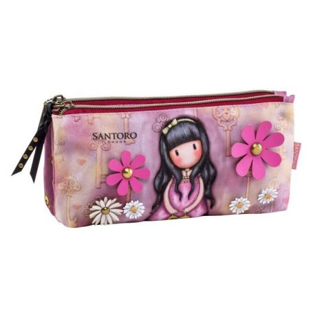 DOUBLE PENCIL CASE THE SECRET