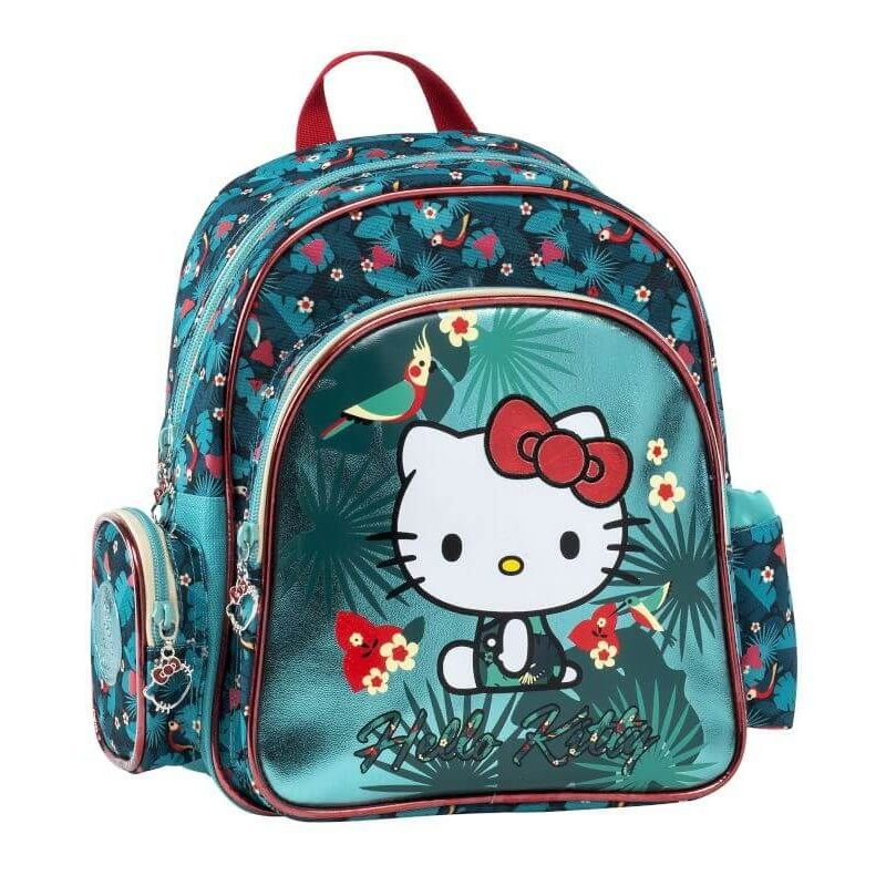 2691e43484 ROUND KIDS BACKPACK - Graffiti