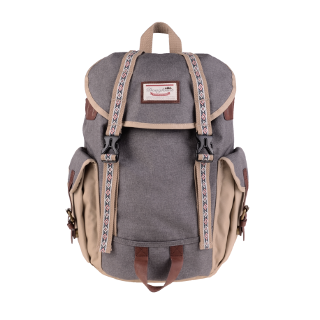 WOODLAND SMALL BO-HE SPECIAL DARK GREY X BEIGE
