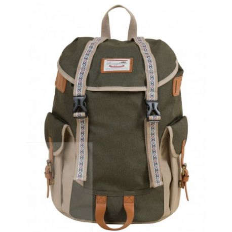 WOODLAND SMALL BO-HE SPECIAL ARMY X BEIGE