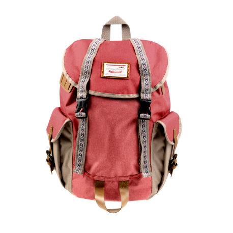 WOODLAND SMALL BO-HE SPECIAL RUST X BEIGE