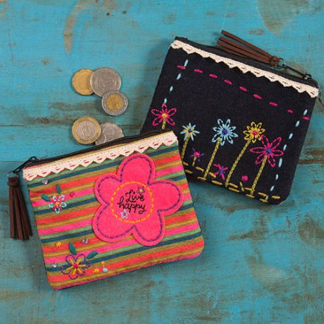 Fiesta Coin Purse