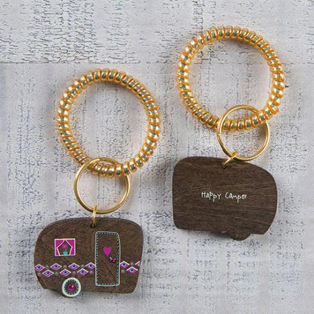 Barcelona Key Chain