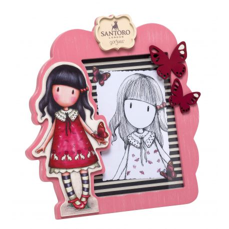 Wooden Photo Frame Decoration Time To Fly