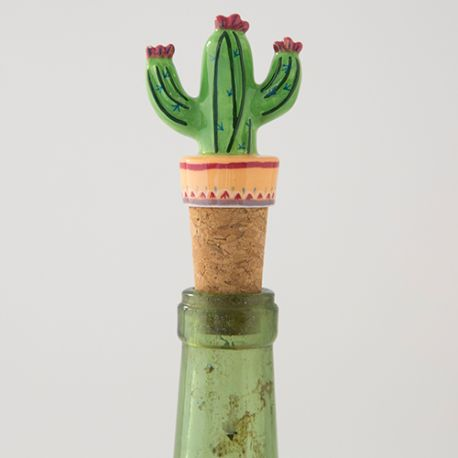 Bottle Stopper Cactus