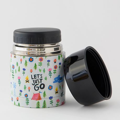 Soup Thermos Let's Just Go!