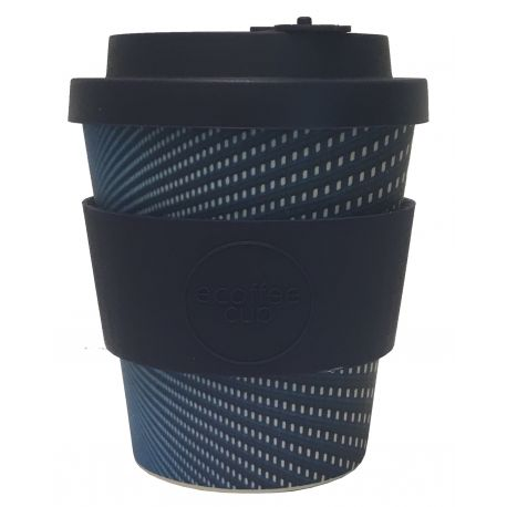 Bamboo Cup with Lid Kubrick