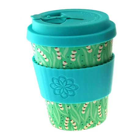 Bamboo Cup with Lid Tiny Garden Amstel