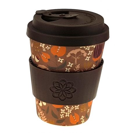 Bamboo Cup with Lid Tiny Garden Darwin