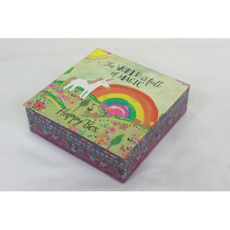 Happy box-S (empty box)