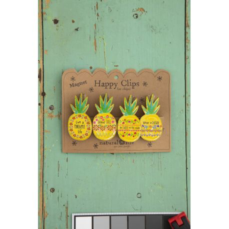 Happy Clips Sugar Pineapple