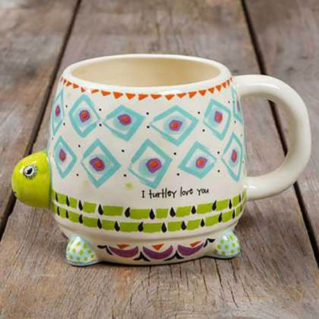 Folk Art Mugs