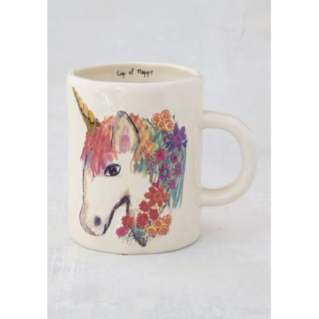 Happy Prairie Mug Unicorn