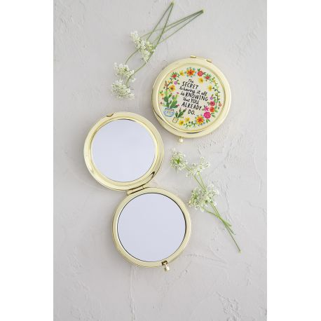 Compact Mirror The Secret to Having