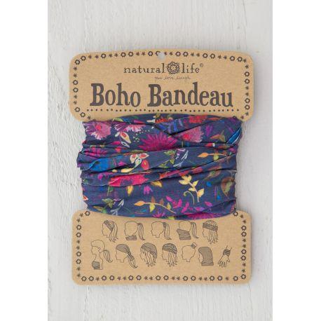 Boho Bandeau Charc Wildflowers