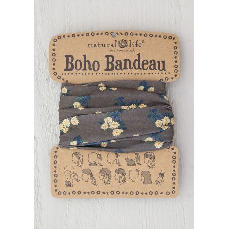 Boho Bandeau Cocoa Daisies