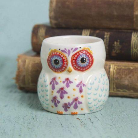 Critter Pot Owl