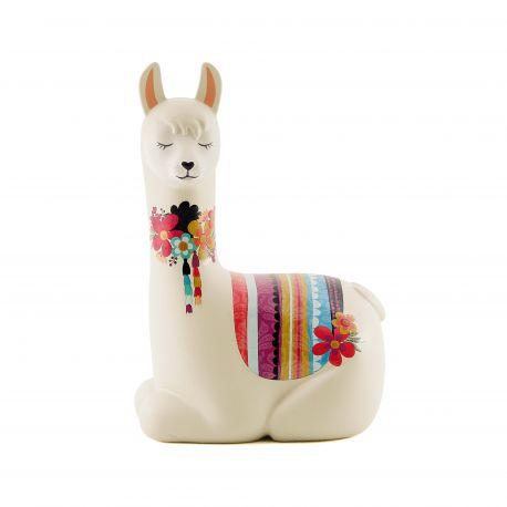 Llama Love Figure