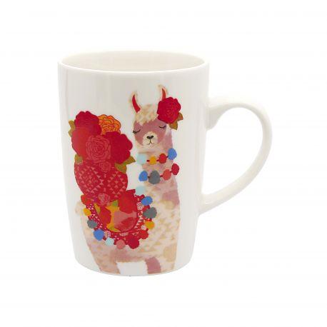 Llama Love Mug