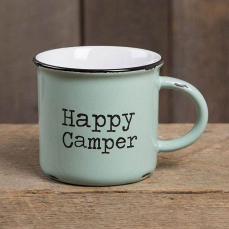 Camp Mugs Happy Camper