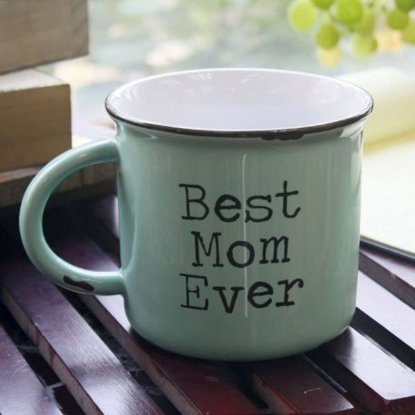 Camp Mugs Best Mom Ever