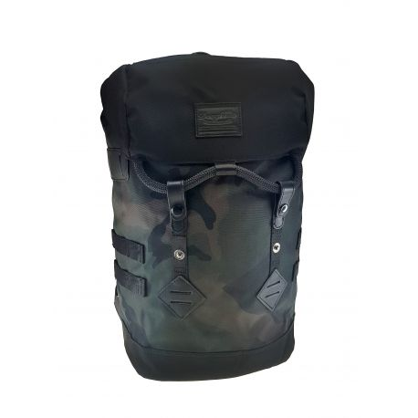 COLORADO SMALL CAMO SERIES BLACK X BLACK