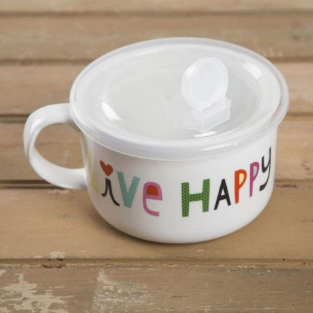 Souper Mug Live Happy