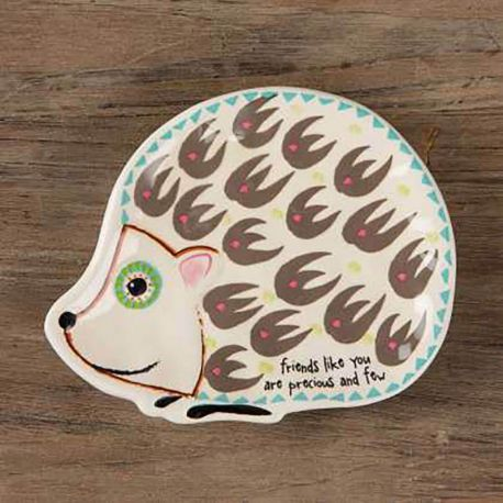Folk Art Trinket Dishes
