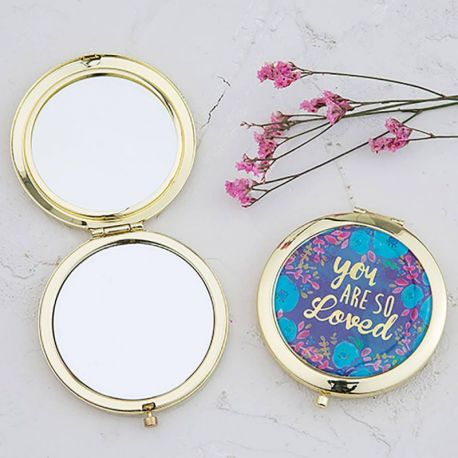 Compact Mirror You Are So Loved