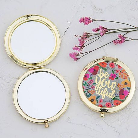 Compact Mirror BeYoutiful