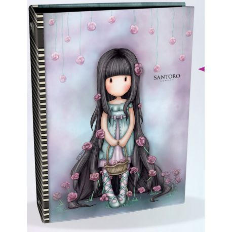 A4 Ringbinder 2Rings 020