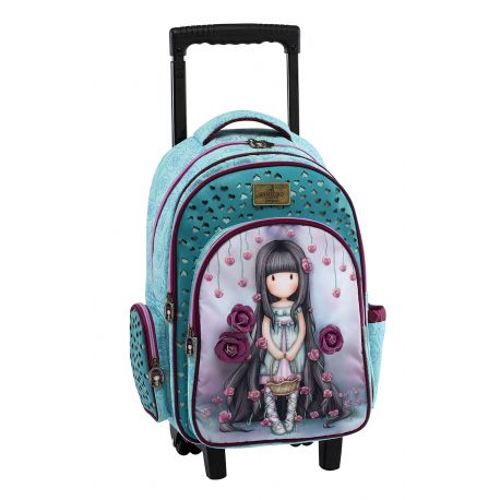 Trolley Backpack Rosebud