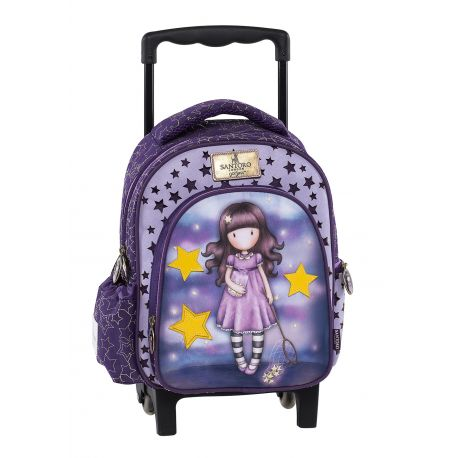Small Trolley Backpack Catch A Falling Star