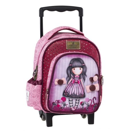 Small Trolley Backpack Sugar&Spice