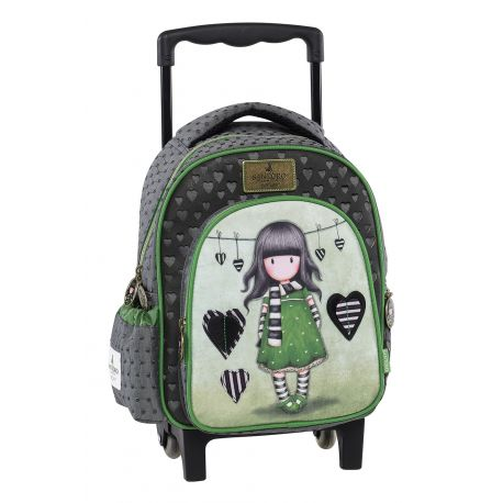 Small Trolley Backpack The Scarf