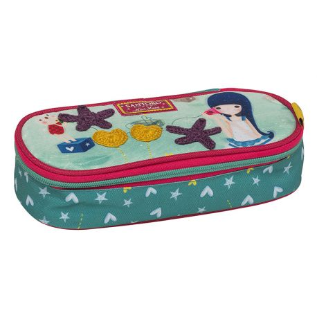 Square Pencil Case Hello