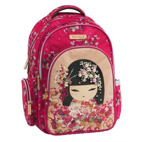 Organized B/Pack W/Mesh Backing  Sumi