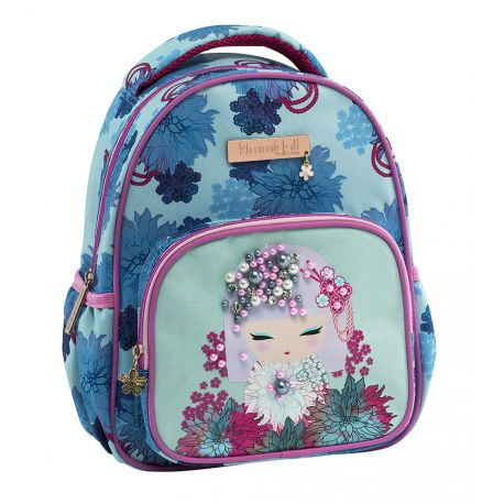 Round Small Backpack Akemi