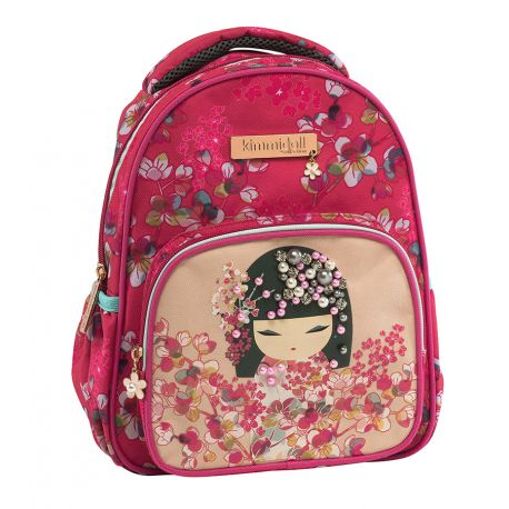 Round Small Backpack  Sumi
