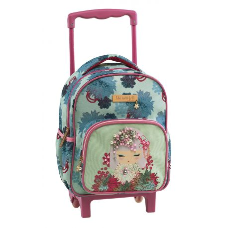 Small Trolley Backpack Akemi
