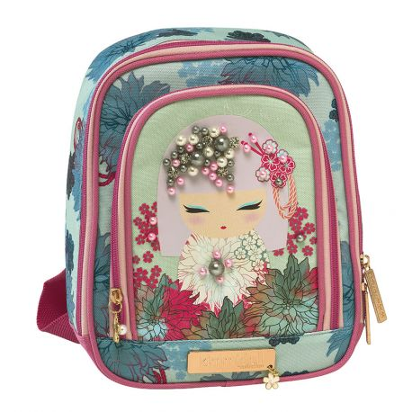 Square Small Backpack Akemi