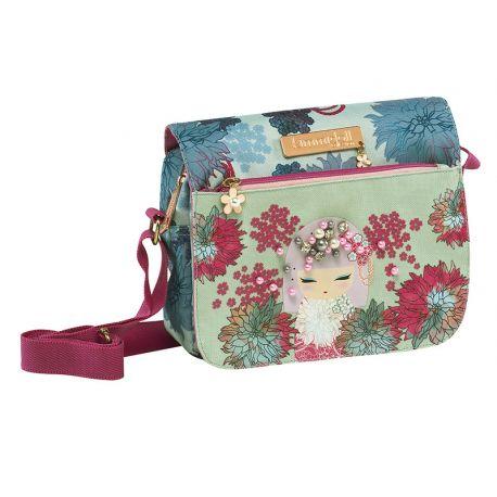 Shoulder Backpack W/Flap Akemi