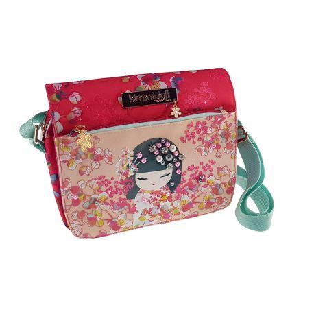 Shoulder Backpack W/Flap  Sumi