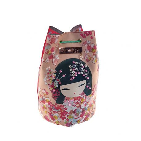 Drawstring Pouch  Sumi