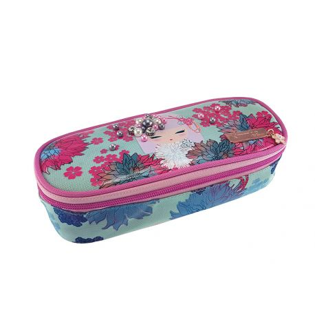 Square Pencil Case Akemi