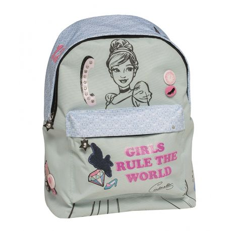 Round Backpack Cinderella