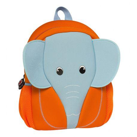 Bacpack Elephant (Orange)